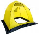 Палатка для зимней рыбалки: за и против