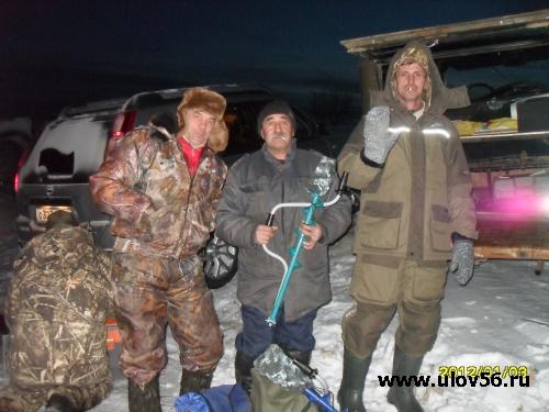 Ириклинская новогодняя битва 2012