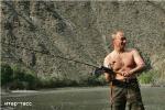 Путин разгромил в пух и прах закон о рыбалке