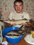 Рыбалка на Маканском водохранилище