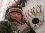 """Рыбалка на """"Яблоневом"""""""
