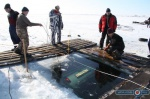 В утонувшей на Ирикле «Ниве» второго рыбака не нашли