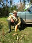 Снова рыбалка на Малохалилово