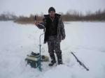 Зимняя рыбалка на Урале