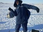 Рыбалка на каргале