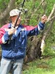 Рыбалка на федоровке