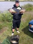 Очередной выезд на рыбалку и открытие рекорда для себя!