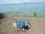 Рыбалка на Ириклинском водохранилище.