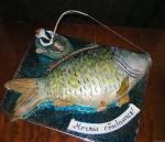 Торты для рыбаков