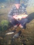 Рыбалка на Малохалиловском пруду (2015)